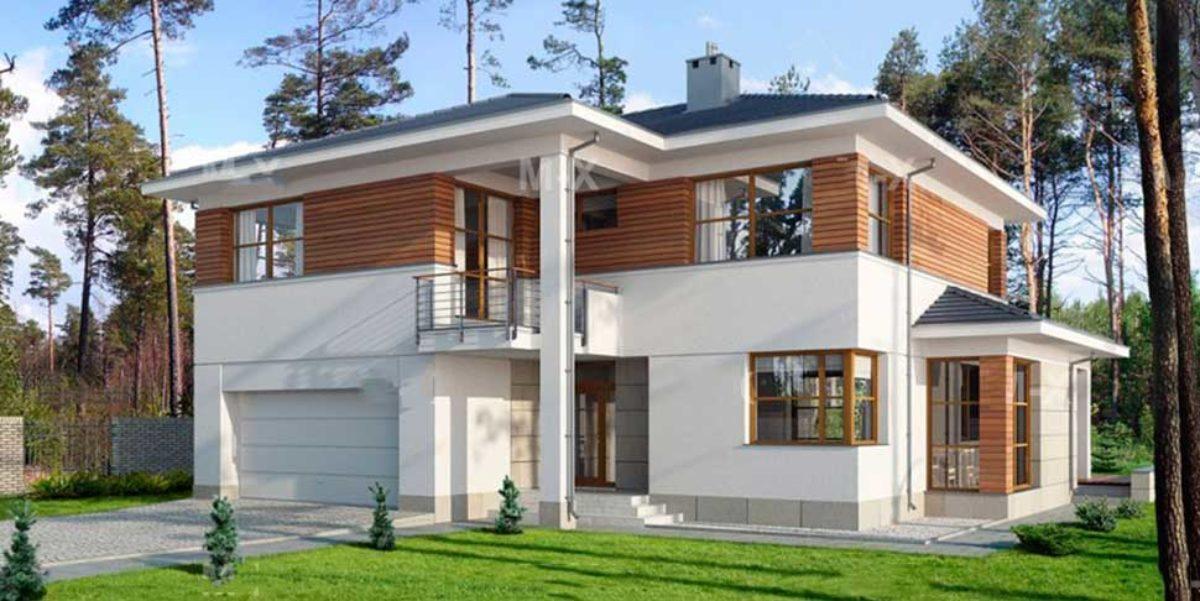 Строительство современных загародных домов